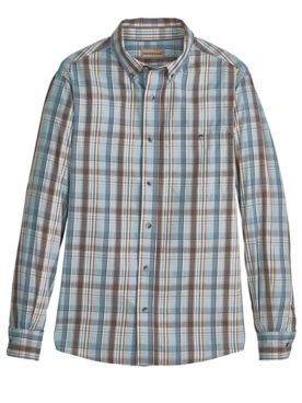 Scandia Woods Long-Sleeve Allegheny Wash Shirt
