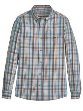 Scandia Woods Long-Sleeve Allegheny Wash Shirt