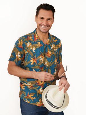John Blair Print Shirt