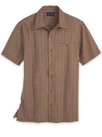 John Blair Signature Printed Stretch Shirt - Image 2 of 2
