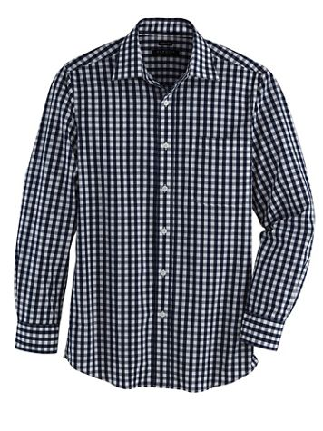 Marquis Signature Gingham Shirt - Image 1 of 4