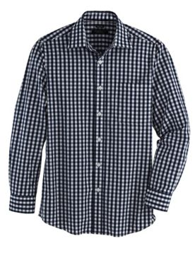 Marquis Signature Gingham Shirt