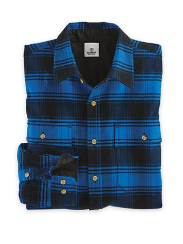 Scandia Woods Stretch Flannel Shirt - Image 1 of 3