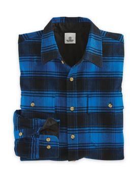 Scandia Woods Stretch Flannel Shirt