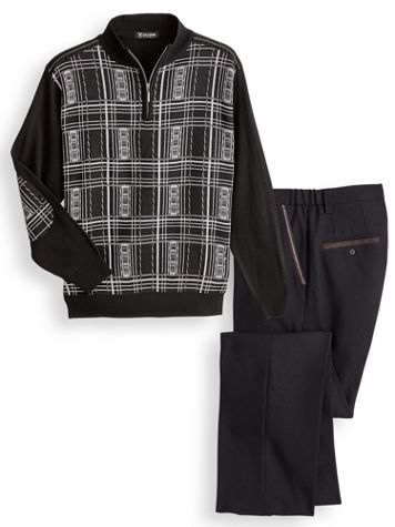 Stacy Adams® Sweater Set - Image 0 of 2