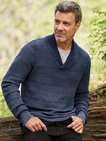 Scandia Woods Textured Sweater - Image 1 of 3