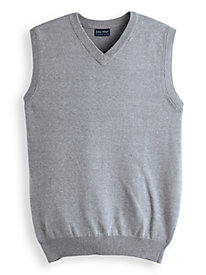 John Blair® V-Neck Sweater Vest