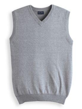 John Blair® V-Neck Sweater Vest