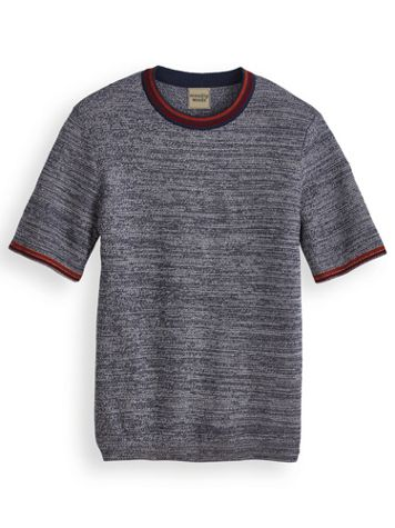 Scandia Woods Tipped Crewneck Sweater - Image 1 of 3