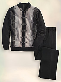 Stacy Adams Sweater and Pants Set