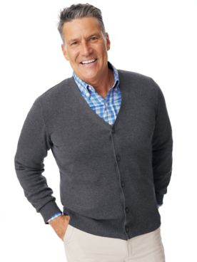 Marquis Button-Front Cardigan