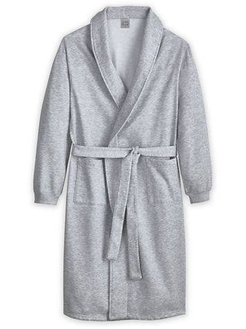 Scandia Woods Four-Season Fleece Robe