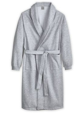 Scandia Woods Four-Season Fleece Robe