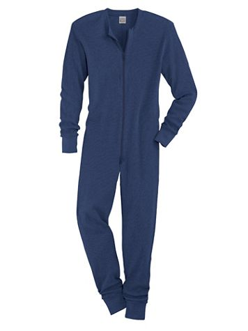 Scandia Woods Thermal Union Suit - Image 1 of 4
