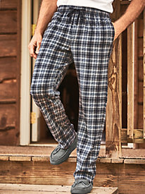 Scandia Woods Microfleece Sleep Pants