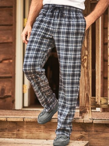 Scandia Woods Microfleece Sleep Pants - Image 1 of 7