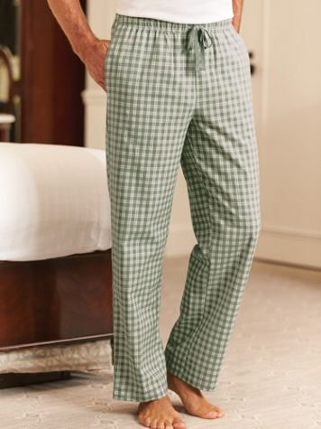 Scandia Woods Plaid Sleep Pants - Image 1 of 4