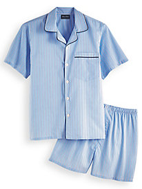 John Blair® Broadcloth Short Pajamas