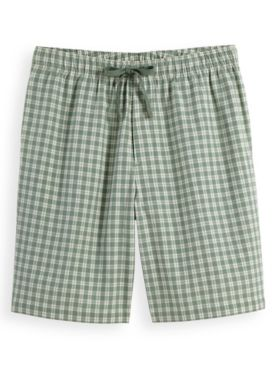 Scandia Woods Woven Plaid Sleep Shorts