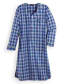 John Blair® Broadcloth Nightshirt