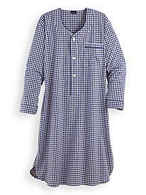 John Blair® Broadcloth Nightshirt