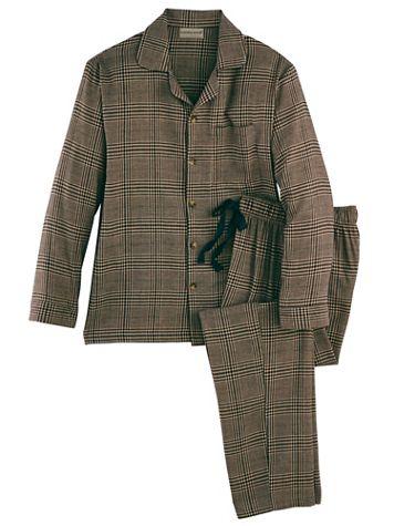 Scandia Woods Flannel Pajamas - Image 5 of 6