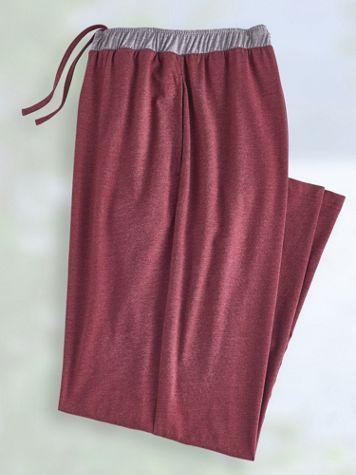 Scandia Woods® Jersey Sleep Pants - Image 1 of 4