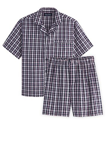 John Blair Broadcloth Short Pajamas - Image 1 of 4