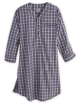 John Blair Broadcloth Nightshirt