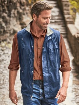 Scandia Woods Traveler Vest