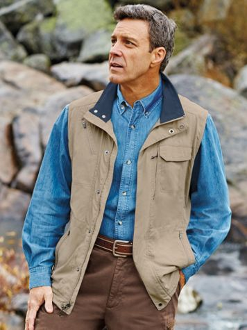 Scandia Woods Traveler Vest - Image 0 of 3