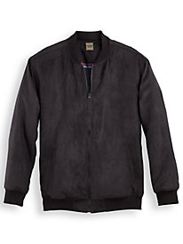 Scandia Woods Suede Touch Jacket by Blair