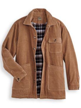 Scandia Woods Corduroy Coat