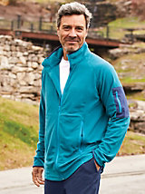 Deals on Scandia Woods Grid Fleece Jacket
