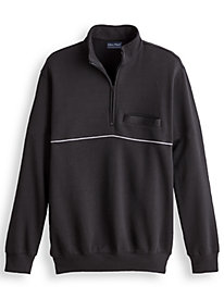 John Blair® DURAfleece Quarter Zip by Blair