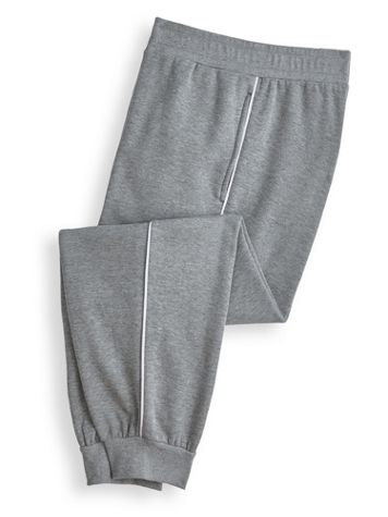 John Blair® DURAfleece Jogger Pants - Image 1 of 3