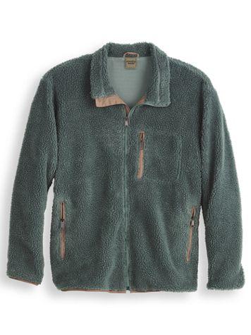 Scandia Woods Sherpa Full-Zip Jacket