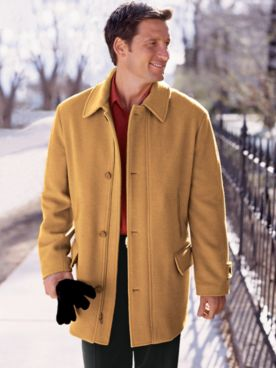 Irvine Park® Wool Car Coat