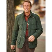 Deals on Scandia Woods Mens Quilted Parka