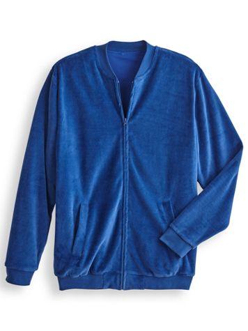 Irvine Park® Velour Jacket
