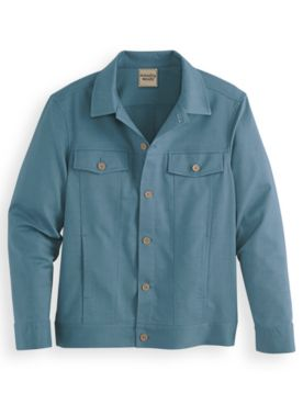 Scandia Woods Linen-Look Jacket