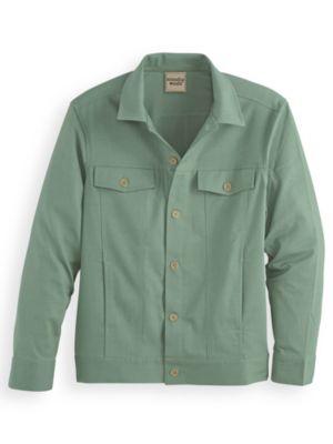 1960s Men's Clothing, 70s Men's Fashion Scandia Woods Linen-Look Jacket $39.99 AT vintagedancer.com