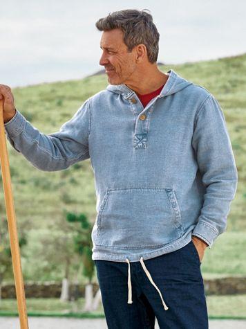 Scandia Woods Denim Baja Jacket - Image 0 of 2