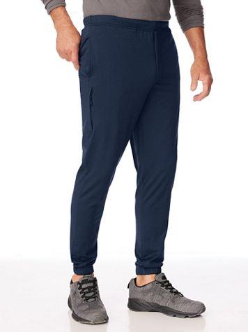 Scandia Woods Ultra-Fleece Jogger Sweatpants - Image 1 of 5