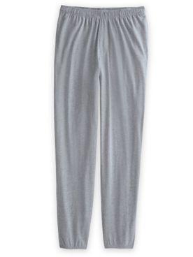 John Blair Elastic Hem Jersey Pants