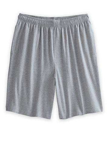 John Blair Jersey Knit Shorts - Image 1 of 5