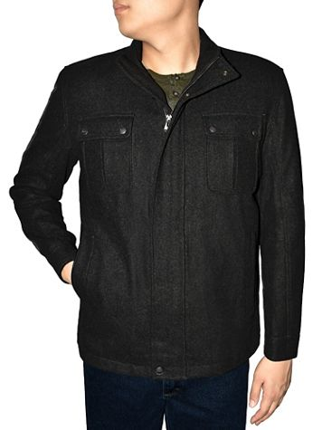 Victory Wool Blend Multi-Pocket Jacket - Image 3 of 3