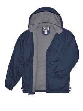 Victory Fleece Lined Hooded Jacket