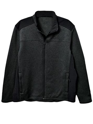 Victory Mixed Media Fleece Jacket - Image 2 of 2
