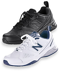 New Balance 623v3 Smooth Leather Cross Trainers